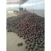 Forged Grinding Steel Balls For Mining And Cement Mill High Hardness