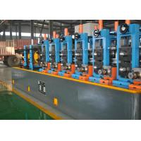 China High Precision HF Straight Seam Steel Welded Pipe Production Line / Tube Mill on sale