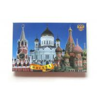 Buy cheap Square Art Picture Fridge Magnet for Advertising / Childrens Toys from wholesalers