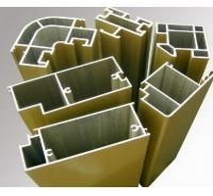 commercial Aluminum Door Extrusions