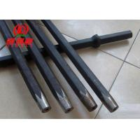Buy cheap Taper Bits 7 / 9 Degree Rock Drill Rods , 11° 12° Drilling Rods And Bits For Rock Drill Machine from wholesalers