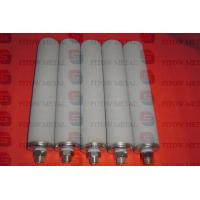 Buy cheap High pure Titanium low price housing filter for SS housing from wholesalers