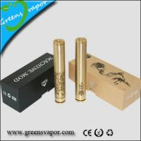 Wholesale GSV Mechanical mod turtle ship mod from china suppliers