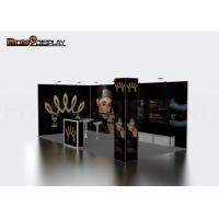 Buy cheap Fashion Innovative Trade Show Booths 10*20 , Portable Custom Exhibit Booths from wholesalers
