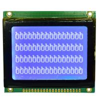 Wholesale 128*64 STN Graphic LCD Display Module , Dot Matrix Type Serial LCD Module from china suppliers