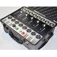 Wholesale Compact Semi Portable Tactical Jammer Device 25MHz-3.8GHz Easy Installation from china suppliers