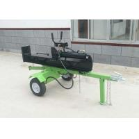 Buy cheap Max Force 22 Ton Firewood Log Splitter With Honda Engine Two Handle from wholesalers