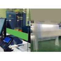 Buy cheap Saliva Proof Acrylic Spray Proof Baffle Protection Isloate Board For Check Up Counter from wholesalers