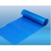 Buy cheap 9M × 16M Bubble Sun Heat Insulation Spa Pool Blanket Cover Double Color Poly Carbonate from wholesalers