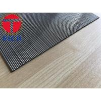 Buy cheap Bright Annealed Ss Seamless Pipes / 304 Stainless Steel Tubing ASTM GB from wholesalers