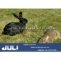 Buy cheap galvanized hexagonal mesh rabbit proof wire fencing from wholesalers