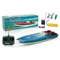 Buy cheap Radio Control Toy Model RC Boat Toy - Speed R/C Boat ,Remote Control Boat (H7409005) from wholesalers