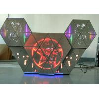 Buy cheap P5 Full Color LED DJ Booth Adjustable Brightness Multi Screens For Bar Club from wholesalers