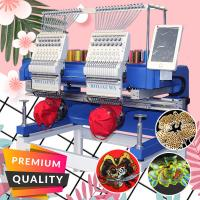 Buy cheap HO1502H embroidery machine multi functions computerized embroidery machine better than brother pe-770 embroidery machine from wholesalers