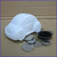 Buy cheap Custom cartoon piggy bank promotional gifts, money boxes toys for kids from wholesalers