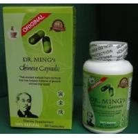 Wholesale Top High Quality Safe Slim Fast Diet Pills Herbal Dr Ming's Chinese Capsule 60 Capsules from china suppliers