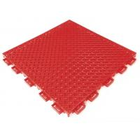Buy cheap Anti Slip  Vinyl Lock Flooring Custom Color Long Service Life For Basketball Courts from wholesalers