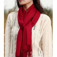 Buy cheap 80NM 100% pure cashmere scarf, high quality cashmere scarf from wholesalers