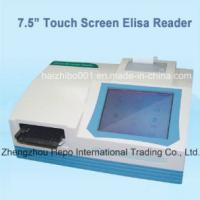 Buy cheap 8 Channels 7.5 Touch Screen Elisa Reader (HP-Elisa9600B) from wholesalers