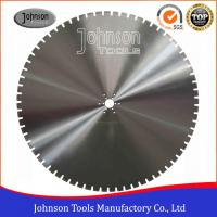 Buy cheap Long Cutting Life Wall Saw Blades For Cutting Highways Fence / Bridge product
