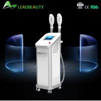 Buy cheap Beauty salon and laser clinic equipment IPL SHR laser for hair removal and skin rejuvenati from wholesalers