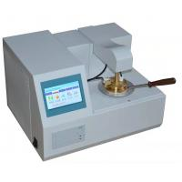 Buy cheap 350℃ Automatic Cleveland Close Cup Flash Point Petroleum Product Test Equipment from wholesalers