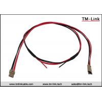 Quality Molex 2.5mm pitch  4 way male to female custom wire harness with PVC Jacket for sale