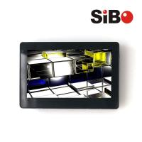 Buy cheap RBG LED light Android 6.0 Tablet with POE RJ45, RS485 Web Browser For HMI SIBO Q896S from wholesalers