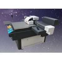 Buy cheap Electronic Inkjet Printing Machine A1 Size 3 Head UV Flatbed Printer Machine from wholesalers