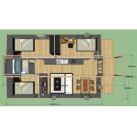 Buy cheap Flexible Container House Homes With Mobile Home Thailand For Sale from wholesalers