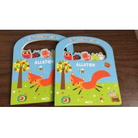 Buy cheap tab book,Flap book,animal book,first words book,window book,board book for kids,Puzzle Book,OEM factory printing service from wholesalers