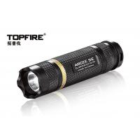 Rechargeable LED Flashlights With190lm Luminous Flux, Used For Outdoor Lighting-AR10 Manufactures