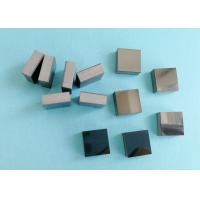 Wholesale Rectangle Pcd Wire Drawing Die Blanks / PCD Square Carbide Blanks Laser Cutting from china suppliers
