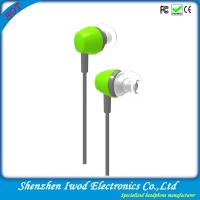 Buy cheap 2014-new-product import china goods super bass hands free earbuds earphone for iphone6 from wholesalers