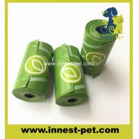 Buy cheap New Products 100% Biodegradable Plastic Dog Poop Bags product