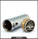 Hades Mod 3.7v - 4.2v Mechanical Mod E Cig Copper 26650 Battery Manufactures