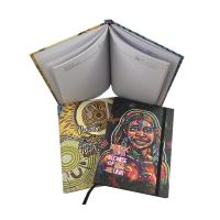 Buy cheap Hardcover Custom Planner Printing With Elastic Band Embossed Finishing from wholesalers