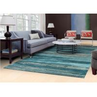 Buy cheap Eco Friendly Tufted Area Rugs With Polyester Material And Cotton Backing For product