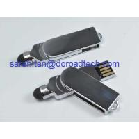 Wholesale Customized Metal Cool USB Pen Drive, 100% Original and New Memory Chip from china suppliers