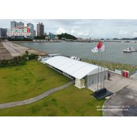 Buy cheap 15x50m Large Clear Span Arcum Dome Tent For Outdoor Car Racing Sport Events from wholesalers