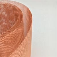 Buy cheap Wear Resistant Copper Wire Mesh For Aerospace / Information Industry from wholesalers