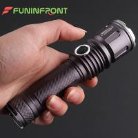 350LMs CREE R2 LED Zoom Flashlight Using 18650 Rechargeable Li-ion Battery or 3*aaa Manufactures