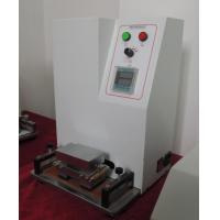 Buy cheap Cardboard Testing Equipment Ink Printing Bleaching and Abrasion Testing Machine from wholesalers