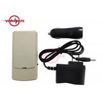 Buy cheap 2 - 10m Shielding GPS Signal Blocker , Mobile Phone GPS Jammer 1200mAh Battery Capacity product