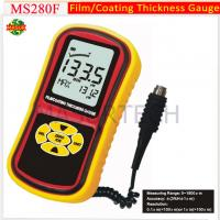 Buy cheap digital paint film  thickness gauge MS280F from wholesalers