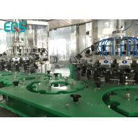 Buy cheap Automatic 4 In 1 Glass Bottle Beer Carbonated Drink Filling Machine SUS304 10000 from wholesalers