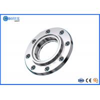Buy cheap Nickel Alloy Flanges 800H Socket Weld Flange UNS N08810 SCH10S Size 1/2'-12' from wholesalers