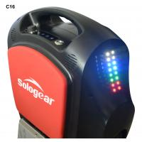China Portable Sport Electric Scooter , One Wheel Personal Transporter With Led Light on sale