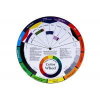 Colorful Round Permanent Makeup Color Wheel Tattoo Accessories Manufactures