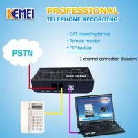Buy cheap To Provide Professional Telephone Recording System from wholesalers